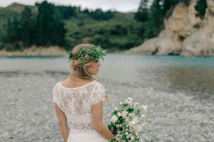 Caroline Campion wedding dress_boho style