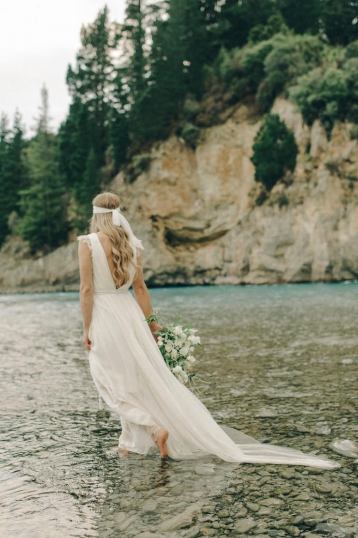 Caroline Campion wedding dress campaign 2015