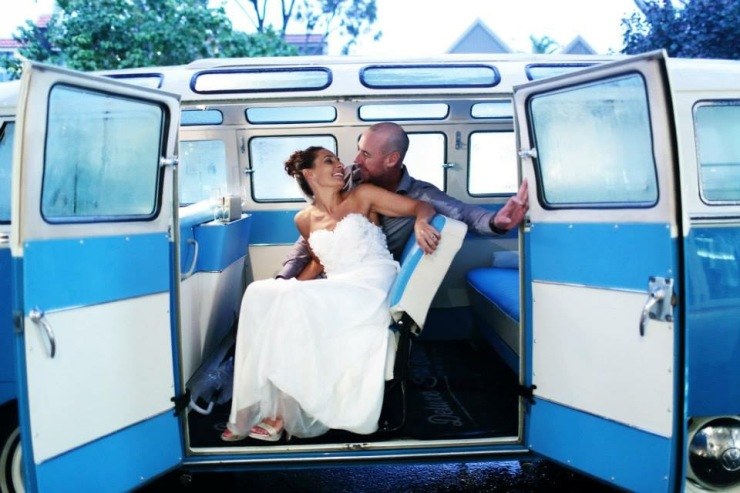 Emma and Grant_Real wedding_kombi