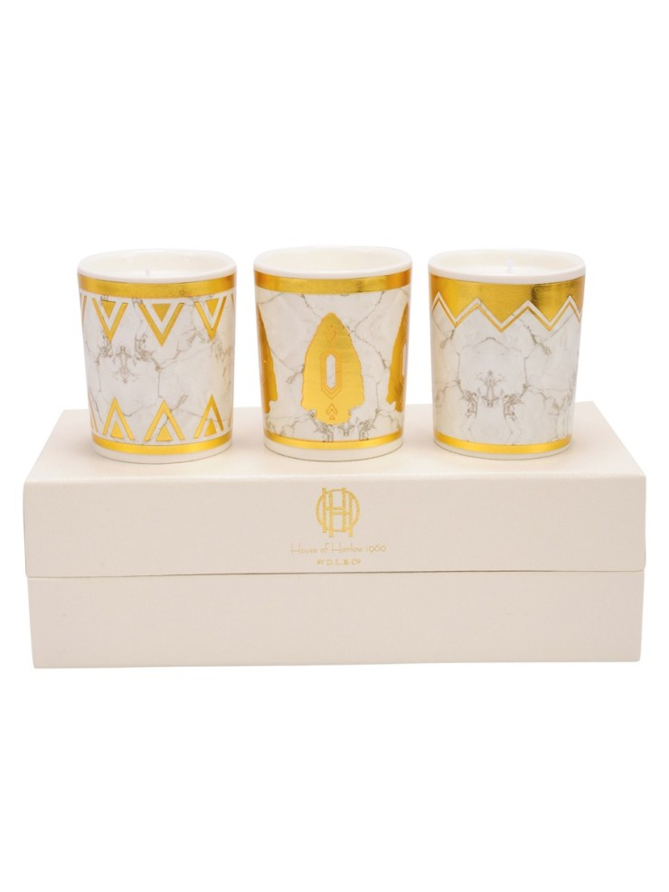 House of Harow white-howlite-gift-set_Christmas gifts