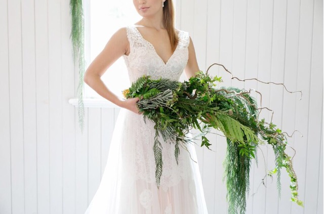 Photography @chestertonsmithphotography Florals @woodsandbloom Gowns and Accessories @erinclarecouture Hair @bysarahjane Makeup @tfmakeup Venue The Woombye Chapel Models - Lauren Wheately Monique Turner Concept, styling & coordination Joelle Guillard @bridestree