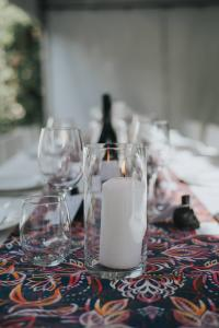 Eve to Dawn table setting