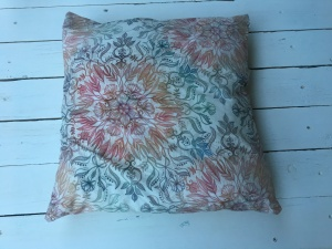 Eve To Dawn cushions to hire