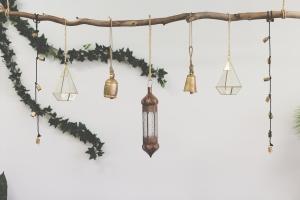 Eve to Dawn lanterns & bells